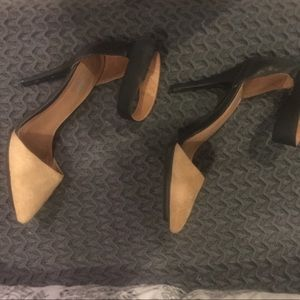 Jeffrey Campbell Free People 8.5 sexy heels